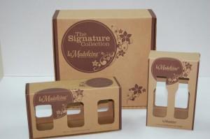 La Madelaine boxes